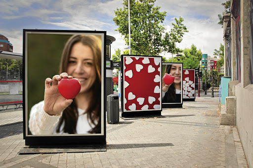 The great outdoors: People are switching off traditional advertising. Picture: ISTOCK