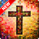 Art Christian Cross Wallpaper icon