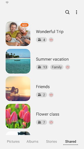 Samsung Gallery screenshot 4