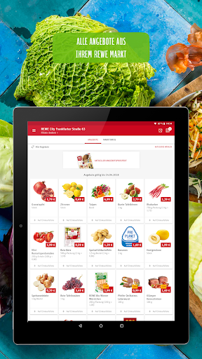 REWE - Online Shop & Märkte screenshot 11