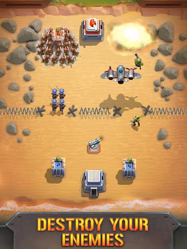 War Heroes: Multiplayer Battle for Free screenshot 8