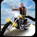Bike Rider Attack : Stunt Race icon