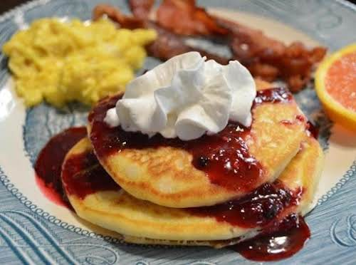 "Click Here for Recipe: Homemade Blackberry Syrup ""Great recipe,this was really tasty..."
