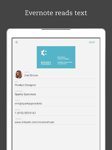 Evernote – Organizer, Planner, Notebook screenshot 11