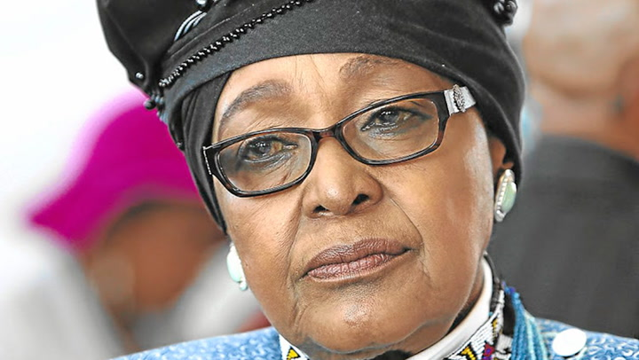 Winnie Madikizela-Mandela's death has sent shockwaves through the nation.