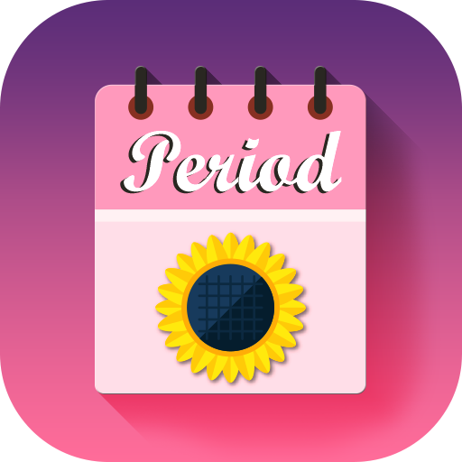 Period Ovulation & Menstrual 健康 App LOGO-硬是要APP