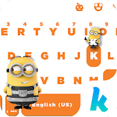 Despicable Me 3 Keyboard theme