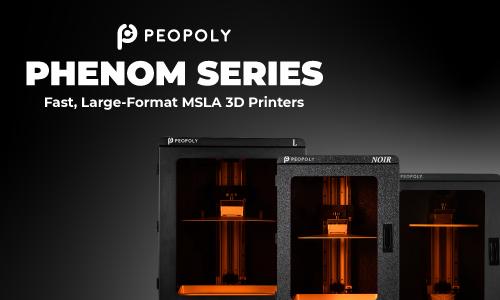 Phenom 3D Printers