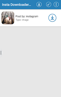 Insta Downloader HD screenshot