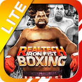 Iron Fist Boxing Lite : The Original MMA Game