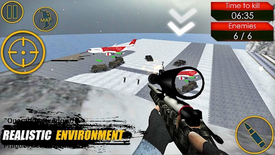 Sniper Shooter 3D Assassin Offline Shooting Games 3