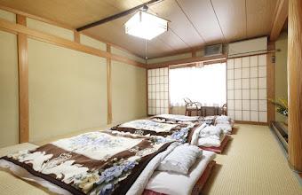 Photo: 鶴の間 布団3名3 room turu no ma
