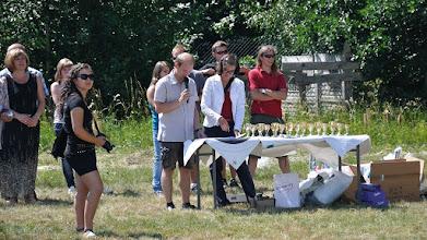 Photo: IX Ogólnopolskie Zawody Łucznicze Dzieci i Młodzików o Błękitną Wstęgę Kamionki (24.06.2011, Suchedniów)