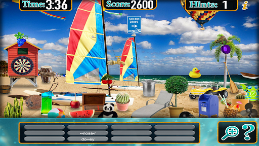 Hidden Objects Florida Travel - Free Object Game apkmr screenshots 7