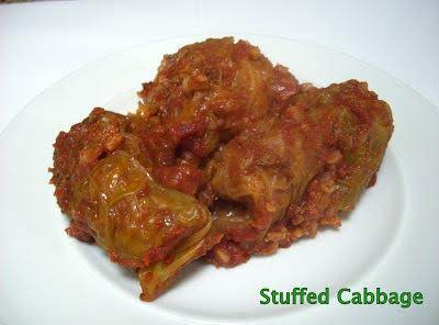 Galumpkis (stuffed Cabbage) Recipe