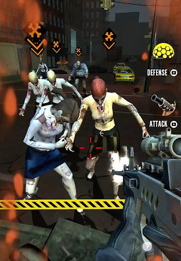 Code Triche Zombie Shooter  APK MOD (Astuce) screenshots 1