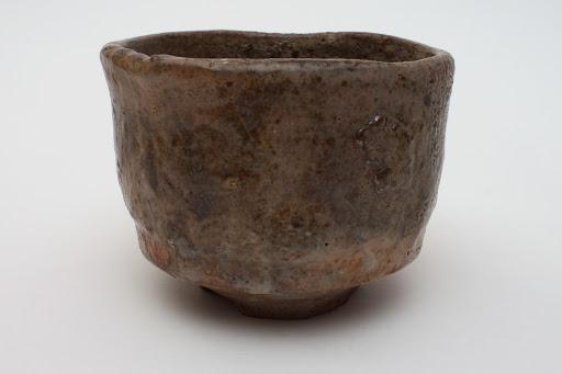 Charles Bound Ceramic Tea Bowl 057