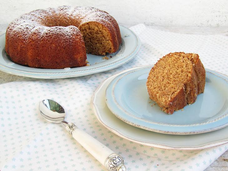 Orange, Cinnamon, and Coconut Bundt Cake Recipe