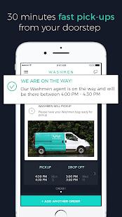 Washmen - UAE's Favourite Laundry App - náhled