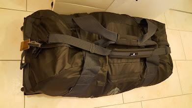 Photo: Meine neue Reisetasche - Inhalt 129 Liter