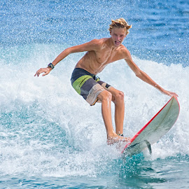 by Kelley Hurwitz Ahr - Sports & Fitness Surfing ( surf )