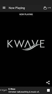 K-Wave 107.9- screenshot thumbnail