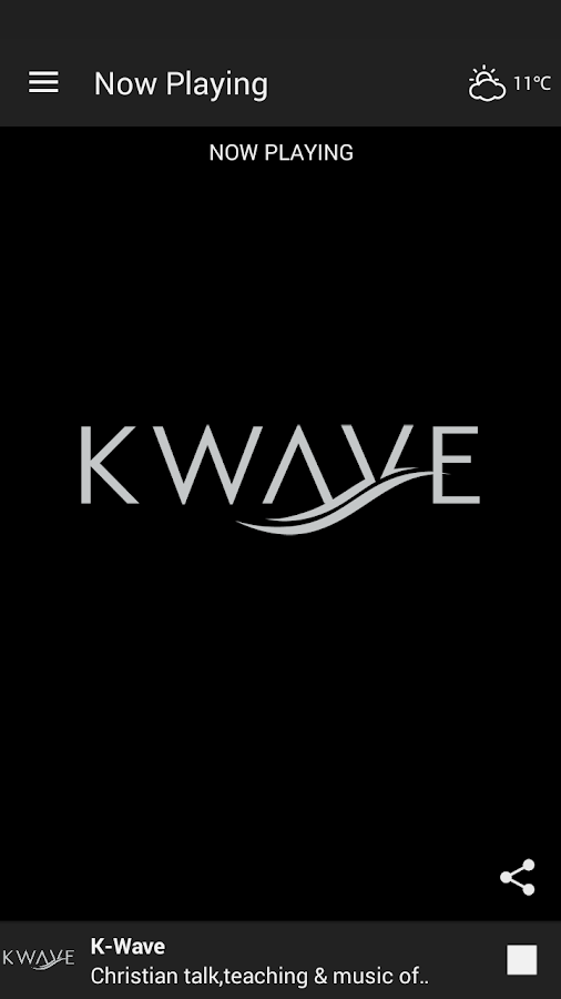 K-Wave 107.9- screenshot