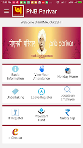 PNB Parivar Punjab NAtional Bank App 1