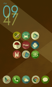 Vintage Colors - Icon Pack v3.5