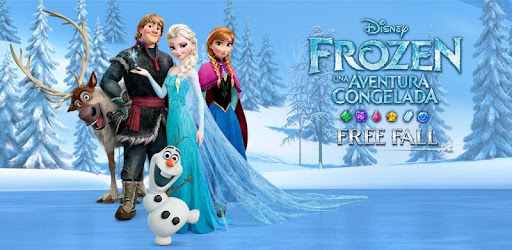 Disney Frozen Free Fall Aplicaciones En Google Play