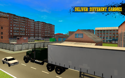 Truck Simulator: Russia android2mod screenshots 2