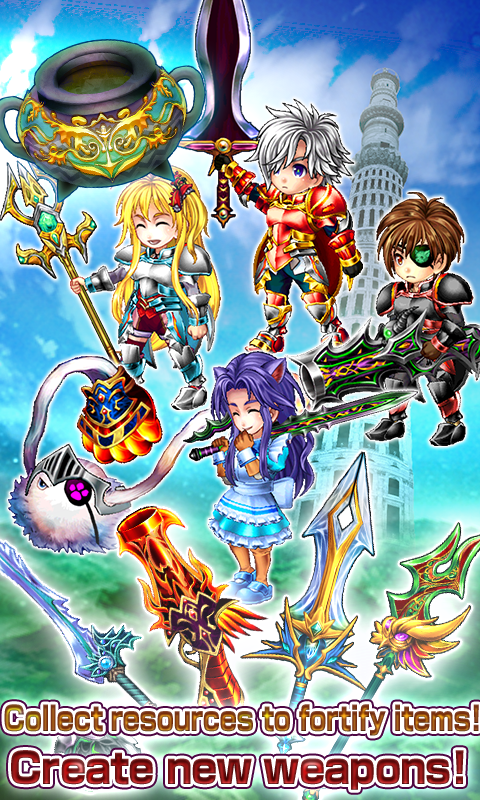 RPG Fairy Elements- screenshot