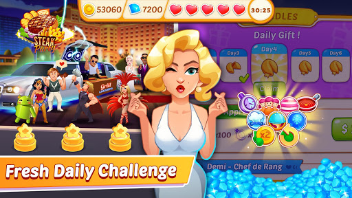 Crazy Cooking - Restaurant Fever Cooking Games 1.1.60 screenshots 6