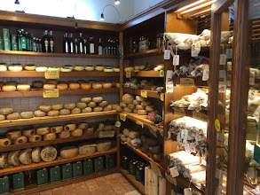 Photo: Pienza is known for its pecorino cheese