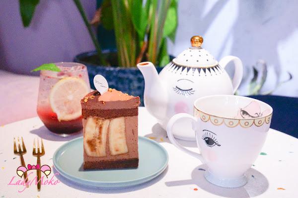 超美粉紅愛麗絲夢幻風格美店&新鮮水果蛋糕,Mum,mum 饅饅好食 ,新竹美食