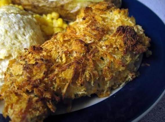 Breaded Ranchero Chicken Recipe