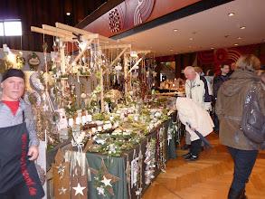 Photo: Place des thermes - Petit marché de Noël et petits métiers artisanaux