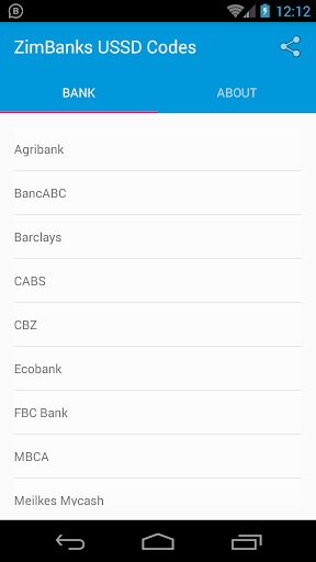 Zimbanks Ussd Codes Apk Download Apkpure Co