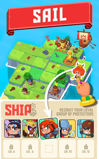 Merge Stories - Merge, Build and Raid Kingdoms! painmod.com screenshots 20