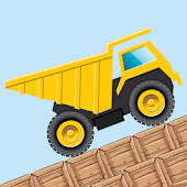 Speedy Truck : Hill Race