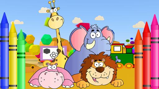 玩免費休閒APP|下載图画书游戏的孩子 app不用錢|硬是要APP