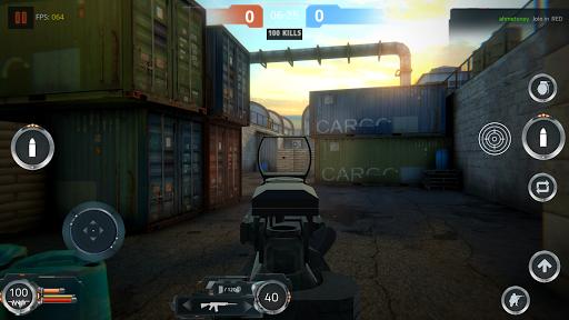 Alone Wars: Multiplayer FPS Battle Royale 1.5 screenshots 1