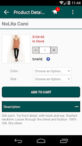 oscMcart - Magento® Mobile App screenshot 7