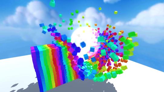 CUBE Physics Simulation 3