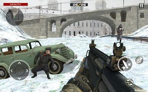 American World War Fps Shooter Mod Apk 6.0 (Unlimited Money) 6