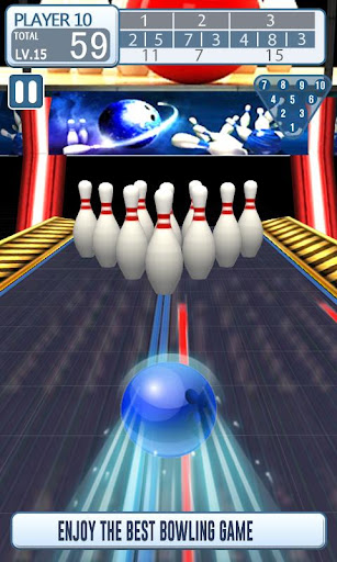 Télécharger 3D Bowling Free Game - Endless Bowling Paradise mod apk screenshots 3
