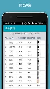 臺鐵時刻表-火車時刻表 - Google Play Android 應用程式