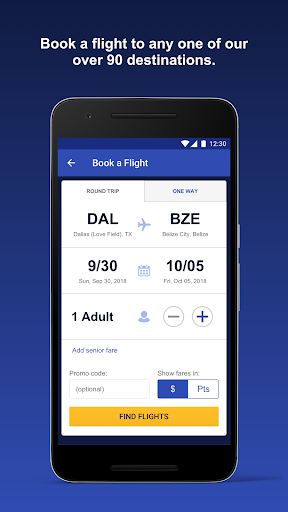 Southwest Airlines 6.2.50 app download 2