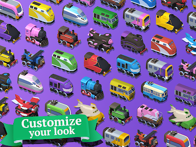 Train Conductor World v1.6.5 Unlocked