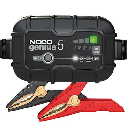 Batteriladdare Noco Genius 5